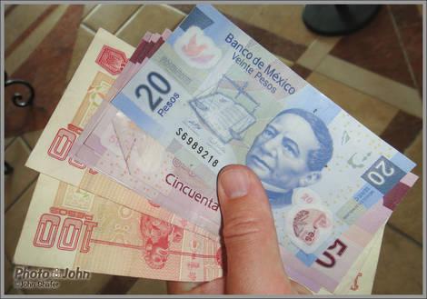 Pesos - Dinero