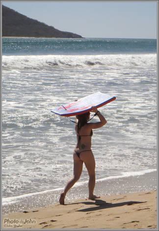Mazatlan Beach Booty