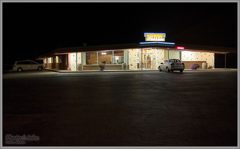 Motel - Evanston, Wyoming