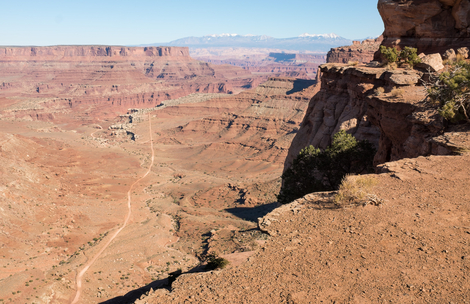 Shafer Canyon & Dead Horse Point