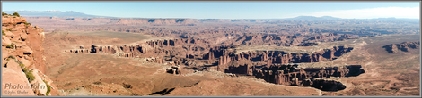 Canyonlands National Park - Epic View