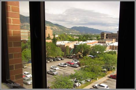 Ogden, Utah - Canon D20 Sample