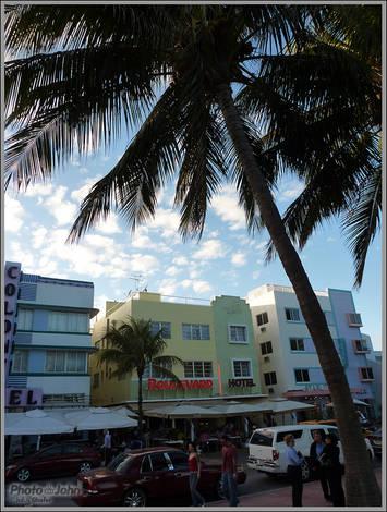 South Beach, Miami - Panasonic Lumix ZS3 / TZ7