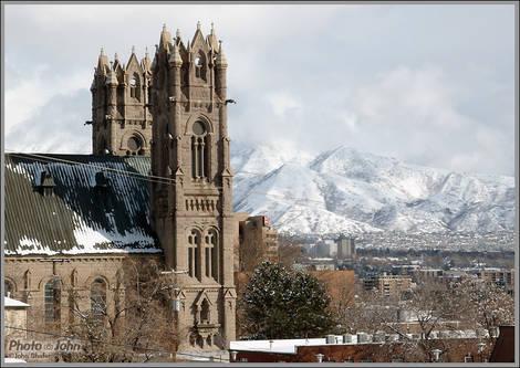 Olympus XZ-1 - Salt Lake City