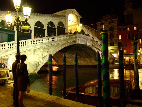 Rialto bridge - composite