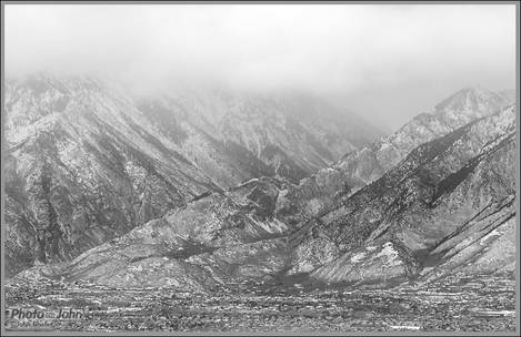 Storm On The Wasatch