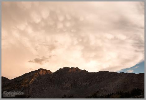 Alpine Clouds - Canon EOS 70D
