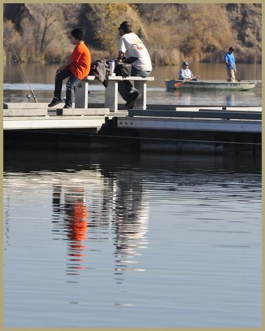 Fine Day for Fishin'