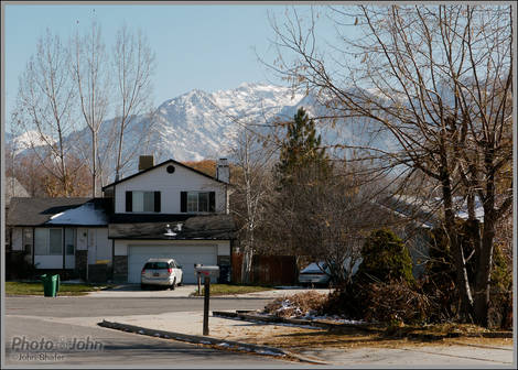 Wasatch Backdrop