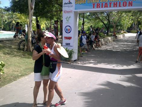 Triathlon at Plantation Bay Resort & Spa (Cebu, Philippines)