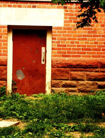 Creepy Little Doors
