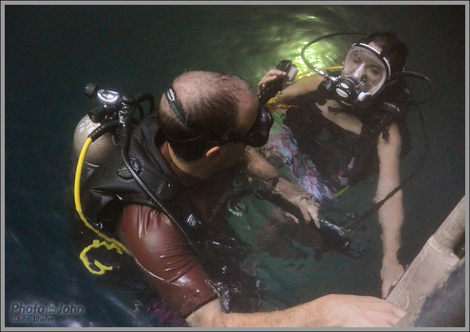 Getting Ready to Dive With the Nikon 1 AW1