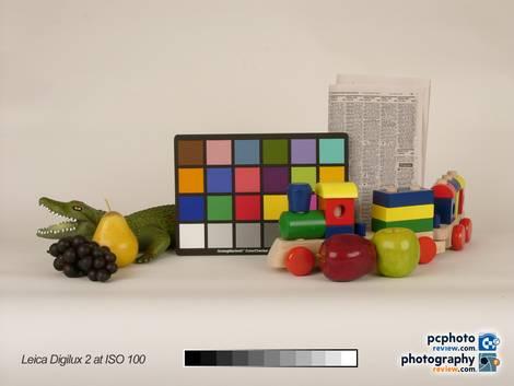 Leica Digilux 2 - ISO 100