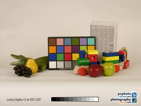 Leica Digilux 2 - ISO 200