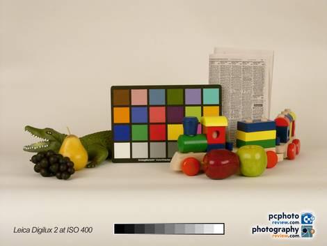Leica Digilux 2 - ISO 400