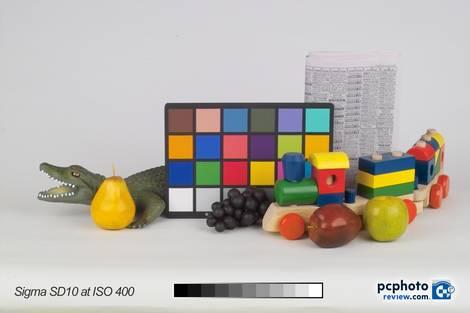 Sigma SD10 @ ISO 400