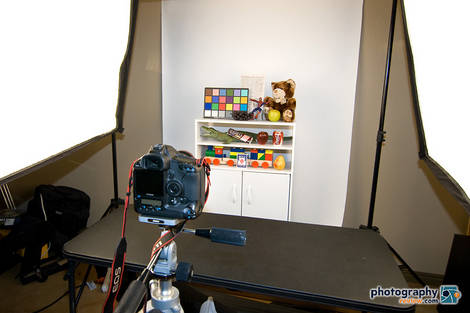 Digital Camera Test Studio