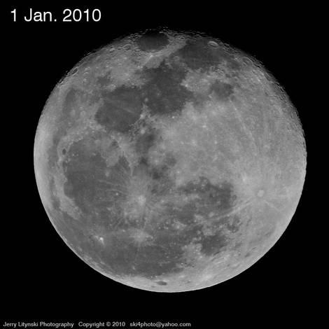 On 1 Jan. 2010