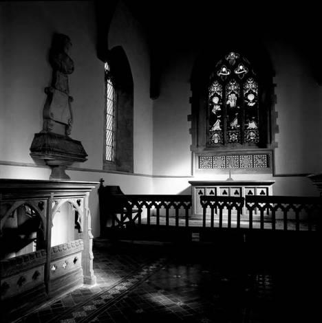 St Andrew, Steeple Gidding