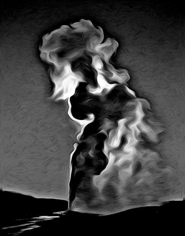 Ghostlight Geyser