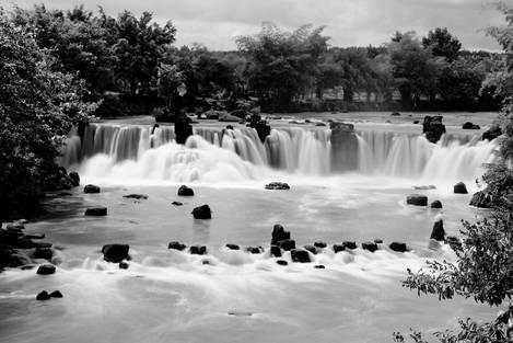 Giang Dien Waterfall (Dong Nai - Vietnam)