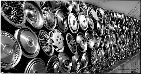 Wall of Chrome 2