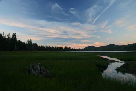 lassen lake