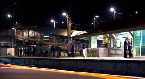 Ringwood Station