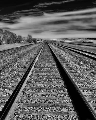 BNSF Eastbound Mainline Holbrook, Arizona
