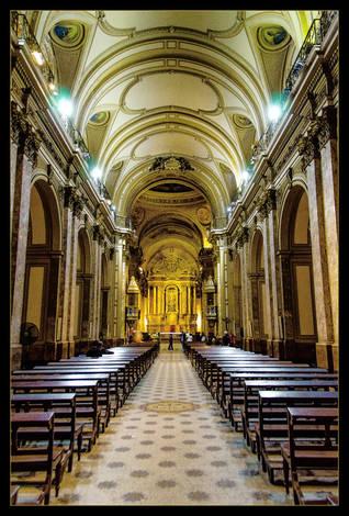 San Martín Cathedral