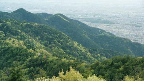 Eastern Kyoto Mountains