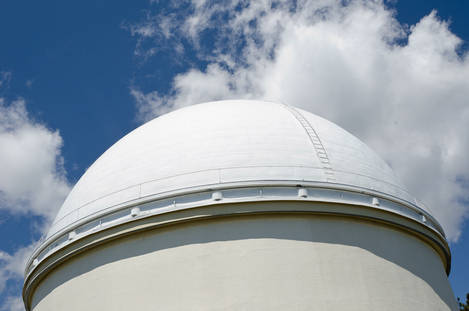 dome at Lick Observatory