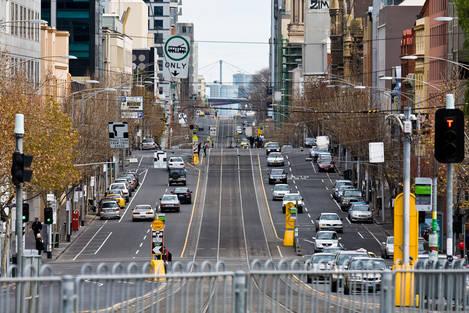 La Trobe Street Melbourne