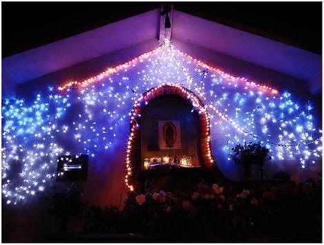 Outdoor Prayer Chapel