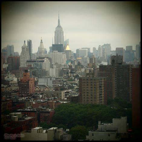 New York City - Olympus E-P1 Art Filters