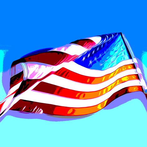 Pop Flag