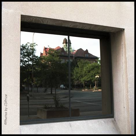 Courthouse Reflections