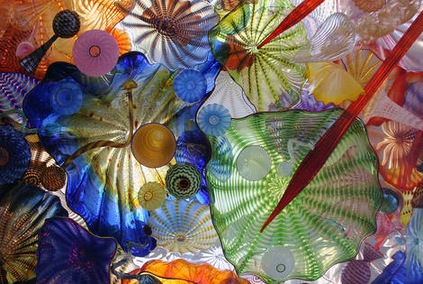 Chihuly's Bridge of Glass