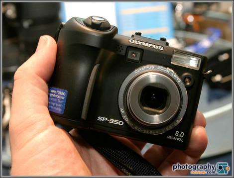 Olympus SP-350 Digital Camera