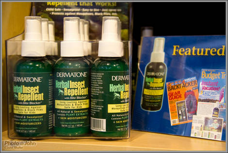Dermatone Herbal Insect Repellent- 2010 Outdoor Retailer