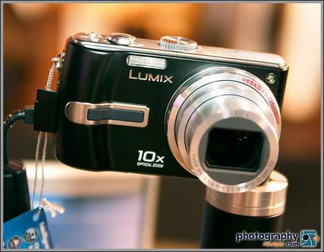 Panasonic Lumix TZ3 Digital Camera