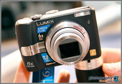 Panasonic Lumix LZ7 Digital Camera
