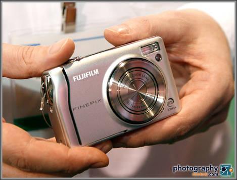 Fujifilm FinePix F40fd Digital Camera