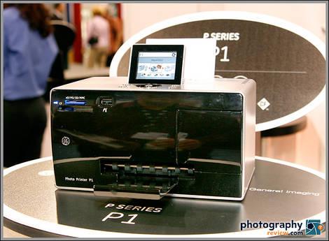 GE P1 Photo Printer