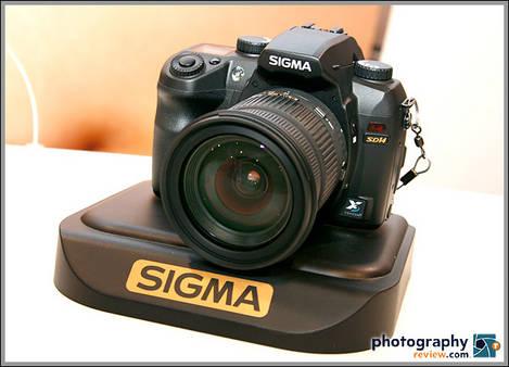 Sigma SD14 Digital SLR