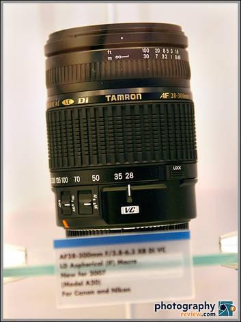 Tamron AF28-300mm f/3.5-6.3 XR Di VC LD Macro Lens