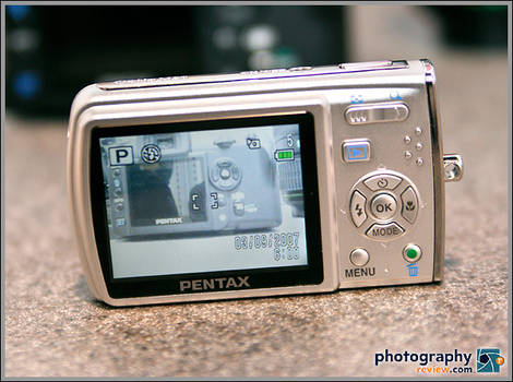 Pentax Optio A30 Digital Camera