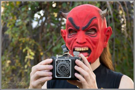 Halloween Photographer