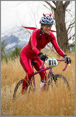 Halloween Cyclocross Race - Costumes!