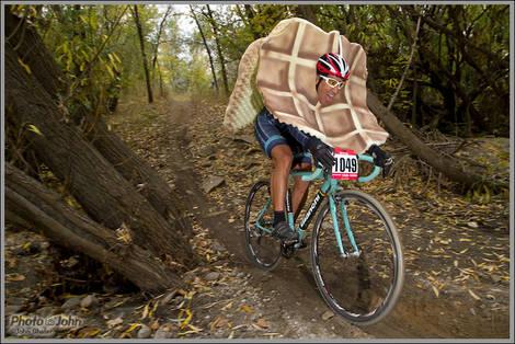 Halloween Cyclocross Race - Costumes!